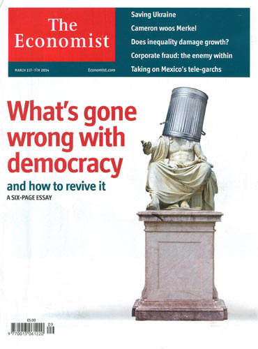 What's Gone Wrong With Democracy?