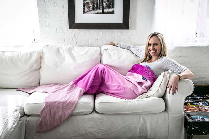 The $16 million battle over mermaid-tail blankets