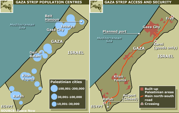 Confirmed: Needless death and destruction in Gaza