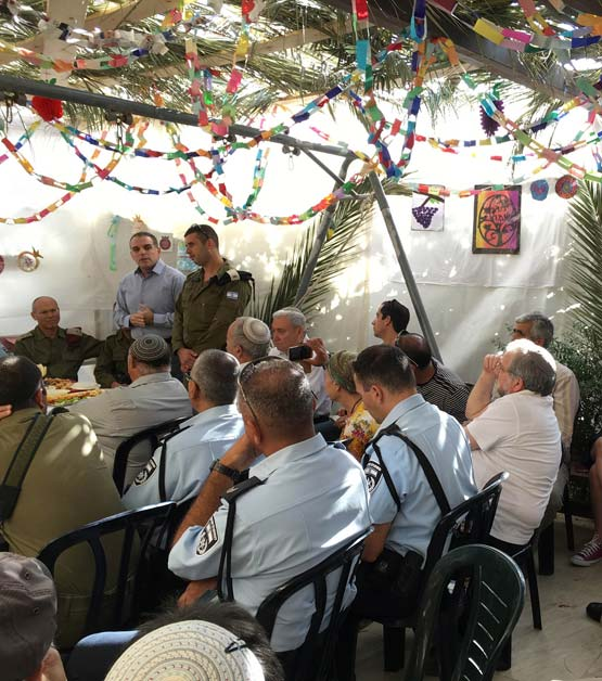 West Bank Jews invite Muslims over for the holidays to try for some bonding