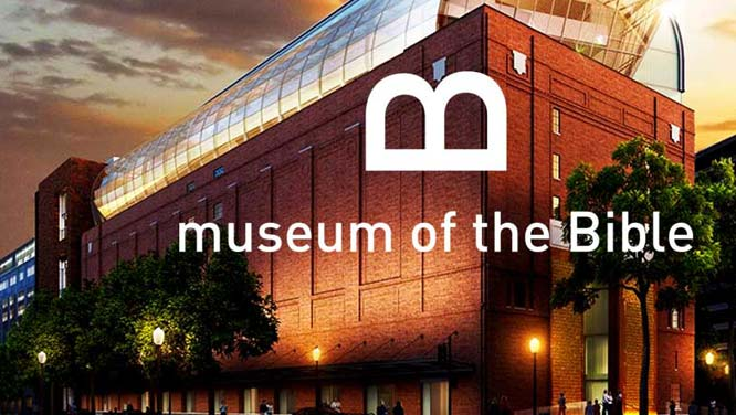 The Museum of the Bible is more than a museum
