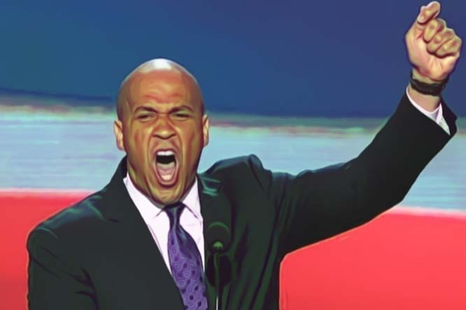 What Booker's rant reveals