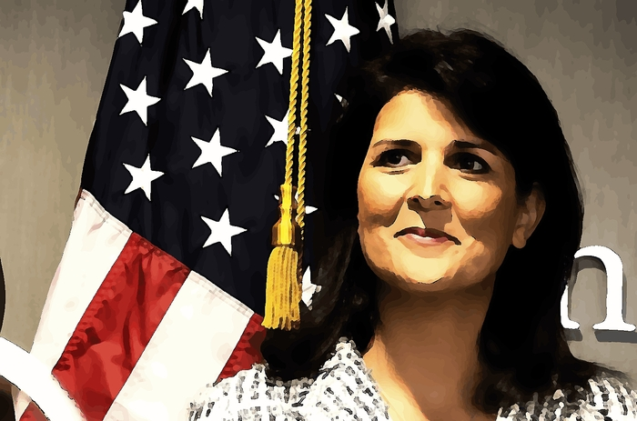 In a career filled with political diplomacy, U.N. is a natural step for Nikki Haley