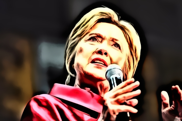 Will Hillary explain her dream of 'open borders'?