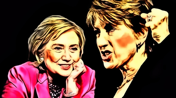 In Carly Fiorina, Hillary meets her match
