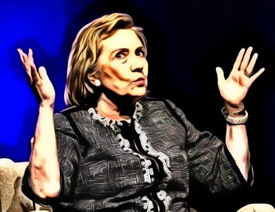 Will accomplishment deficit be Hillary's undoing?