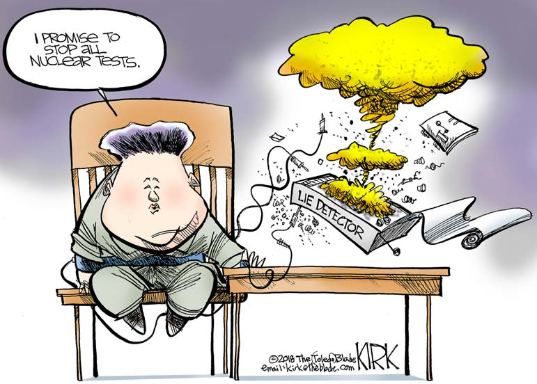 We need a Plan B for North Korea