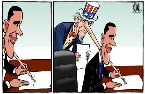 How Obama cooks the terrorism numbers