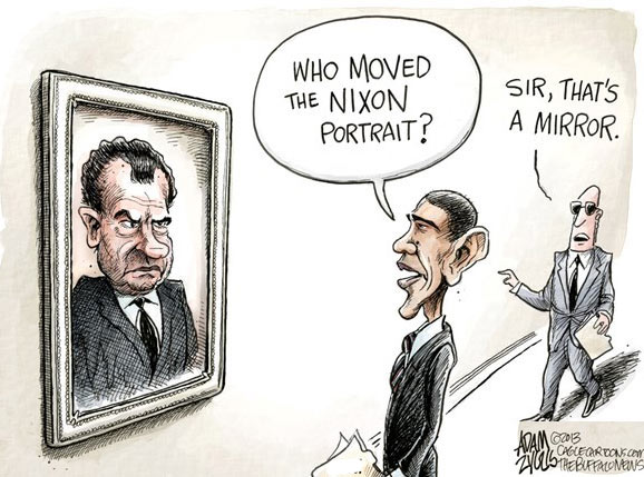 Obama's Nixon doctrine: Anointing Iran