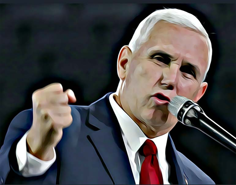 I Wish I Were as Bad a Christian as Mike Pence