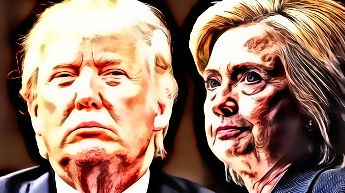 He's with her: Trump revives Hillary's idea about kicking media out of White House