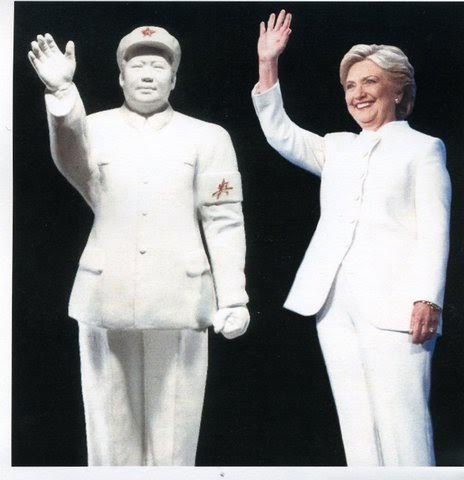 Hillary as fashion leader. Who knew?