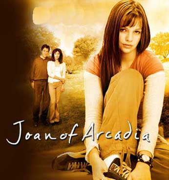 Joan of Arcadia box set cover