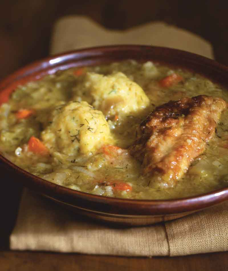 A comforting dish to savor in challenging times