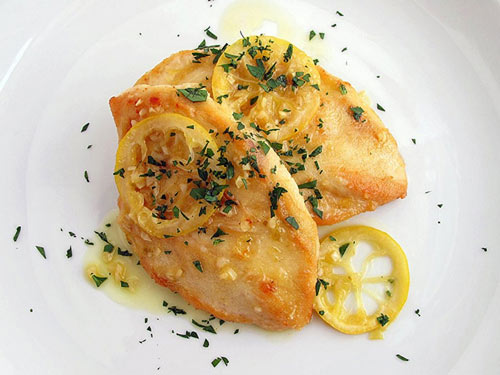 Simple and Elegant: Chicken Scaloppine