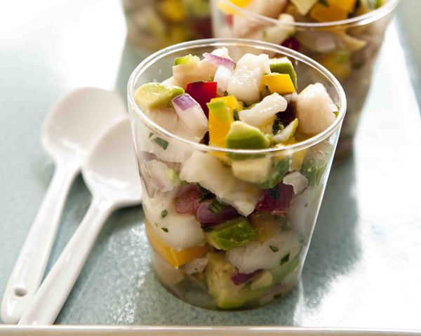 Wine and Ceviche: A perfect pairing  for the ultimate 'no-cook' summer dish