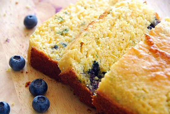 Infused with tart lemon and savory basil, this moist cornbread makes a lovely addition to a summertime brunch or picnic