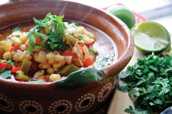 It's a wonderful feeling to bring people together to share a meal --- and with this one-pot fiesta an even better feeling because you can satisfy every diet restriction