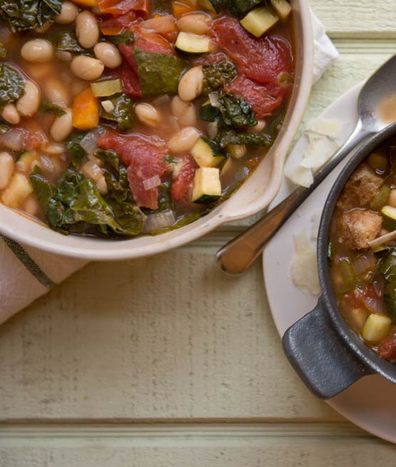 There's nothing like a bowl of hearty, homey Italian goodness