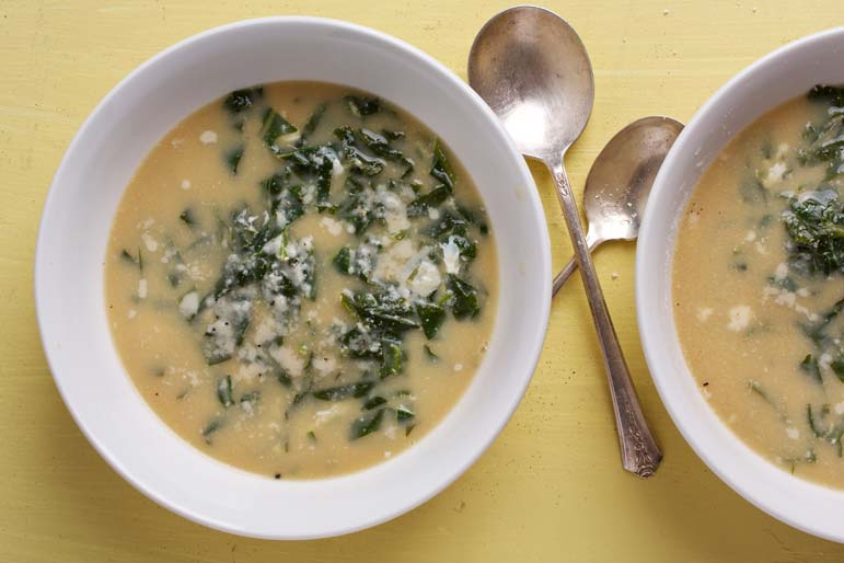 Even when this Italian soup doesn't  go as planned, it's still VERY good
