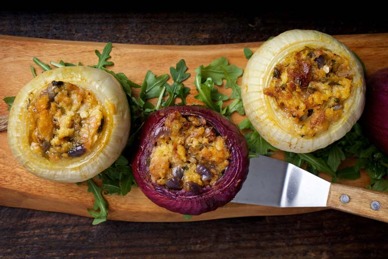 In these 3 RECIPES, the  common yet underestimated onion becomes the scrumptious show-shopping star