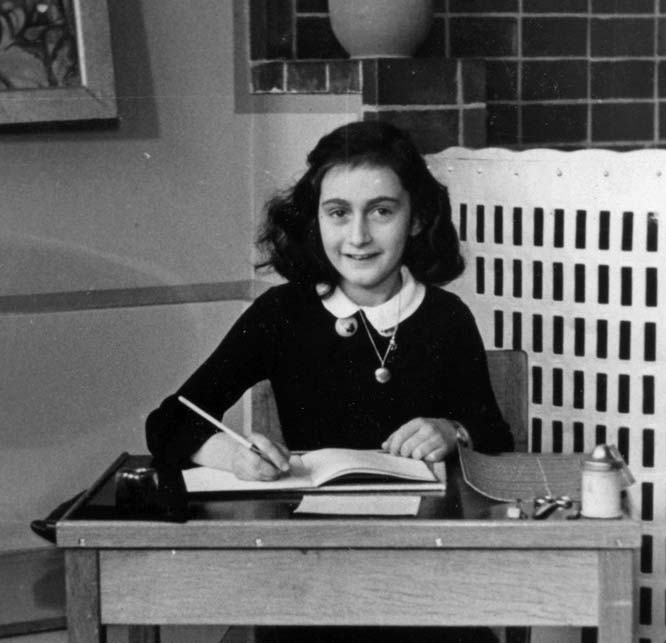 Israel and Anne Frank's Jewishness