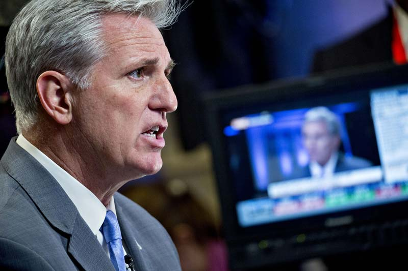McCarthy quietly wages the other midterm campaign --- for House speaker