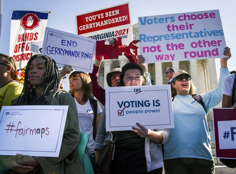 Opponents of gerrymandering keep winning, but it might not affect 2018