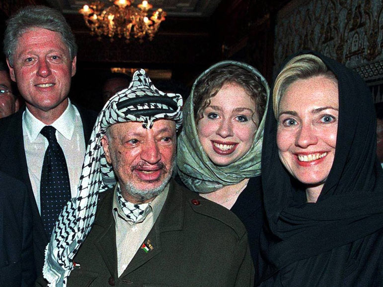 Israel's Critics Shouldn't Count on Hillary or the Palestinians