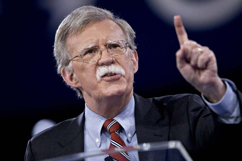 Fear, loathing and John Bolton