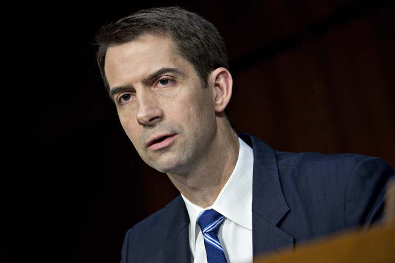 If Cotton moves to the CIA, it would say a lot about how the GOP star views his party's future