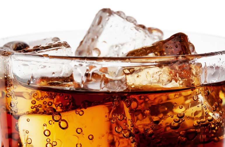 Links of diet soda to higher risk of stroke, dementia
