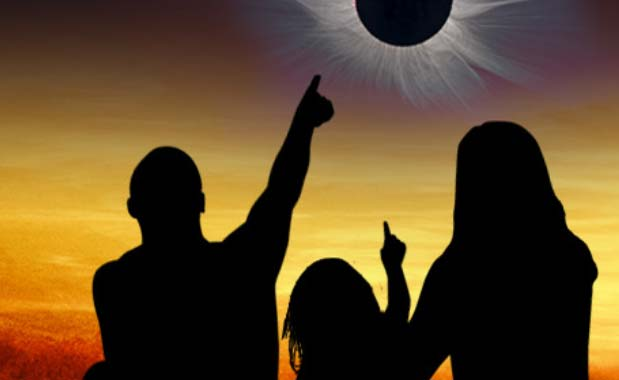 The eclipse made America real again