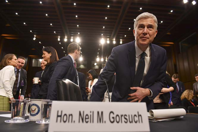 Gorsuch hearings Day 3: Supreme Court pick grilled; confidence grows for GOP