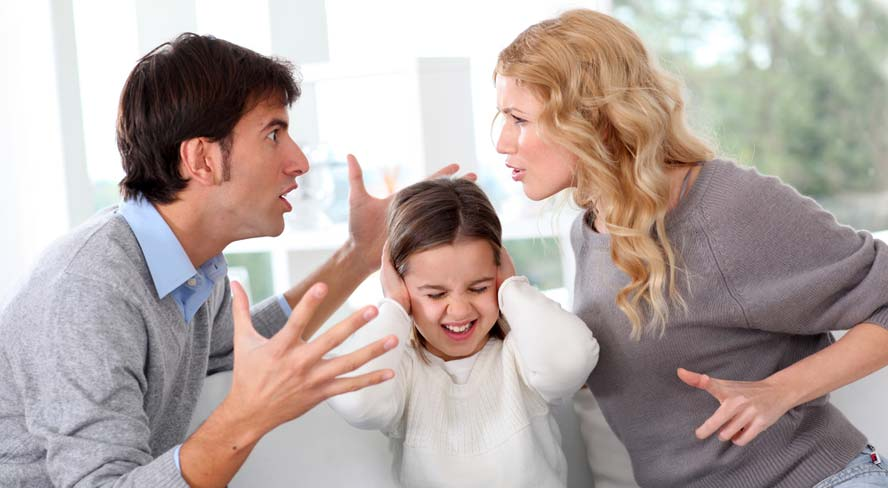 At war with your spouse? This simple, scientifically proven advice  limits the damage your kids will suffer
