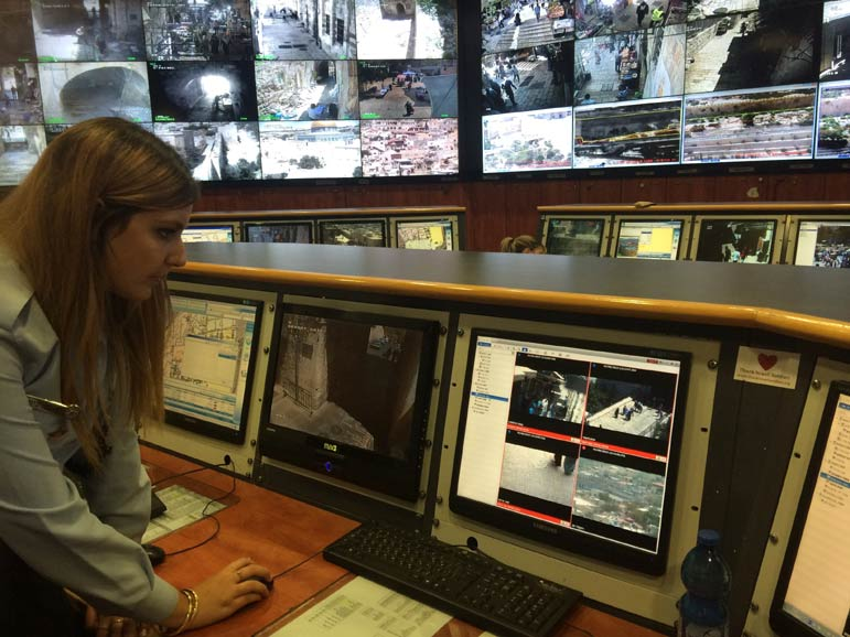 Security cameras at Temple Mount too controversial?