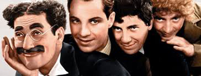An epidemic of TDS in the Marx Bros. media