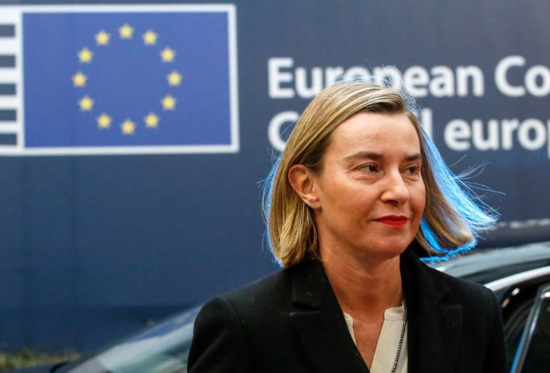 Europeans scramble to save Iran nuclear deal, but face new concerns over US sanctions