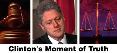Clinton's Moment of Truth