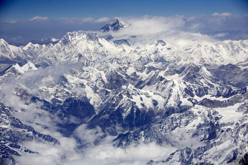 Mount Everest is a 'fecal time bomb.' Here's one man's idea for handling 14 tons of human waste