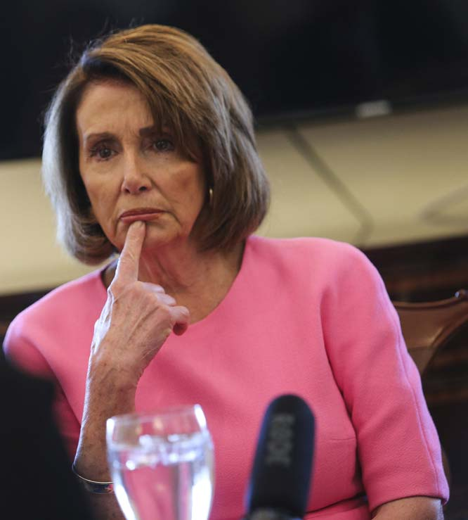 Pelosi's double standard an example of shameless partisanship