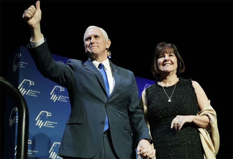 Reaction to Pence story shows traditional Christians face double standard