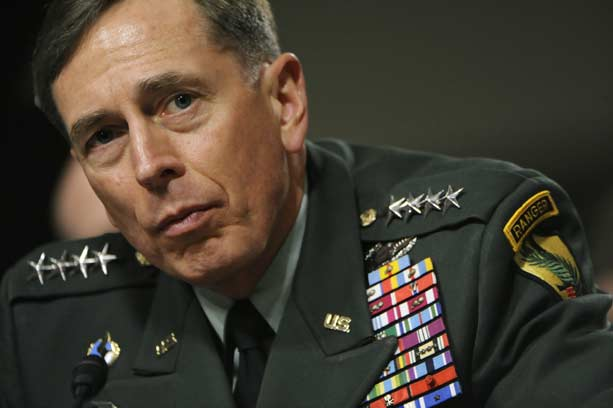 Obama administration needs to abandon its Petraeus obsession