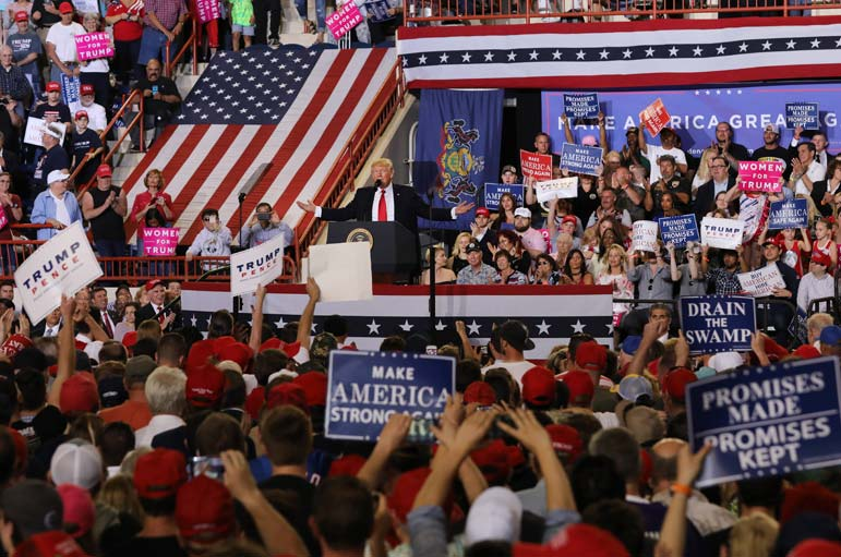 Media don't want to understand Trump voters, all 63 million of them