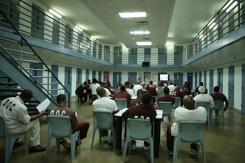 Prison reform: An unlikely GOP issue