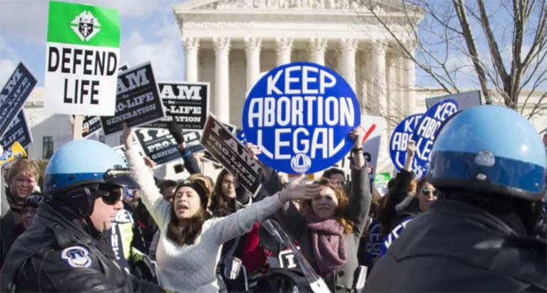 Three facts about abortion and the Supreme Court