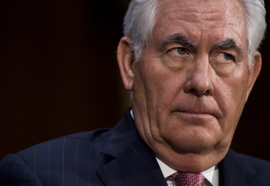 Tillerson Should Go