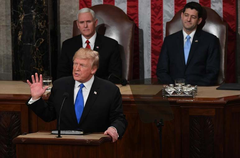 Trump SOTU speech