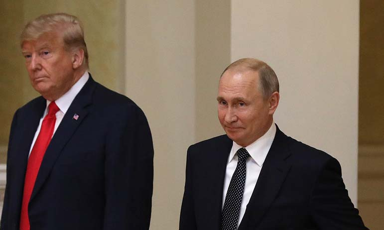 What we know about what Trump and Putin agreed to