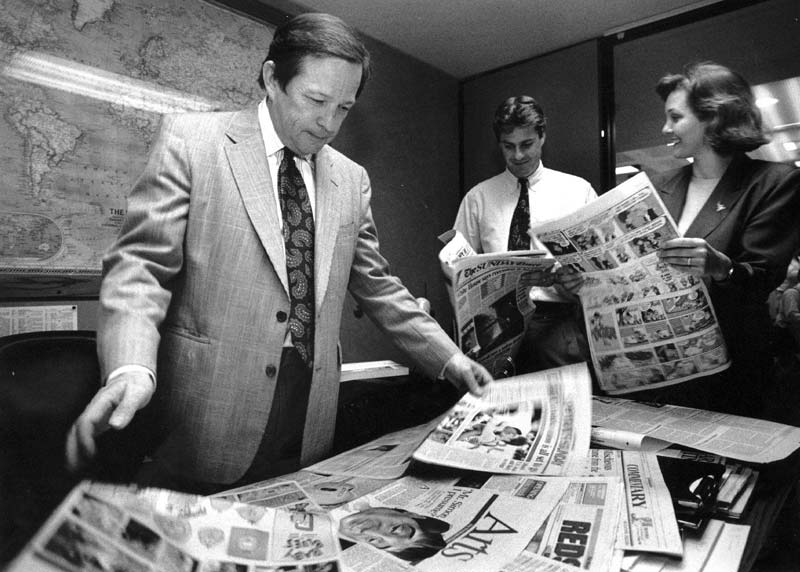 Wesley Pruden, JWR contributor for nearly two decades, dies at 83